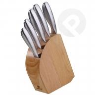 Zestaw noży w bloku