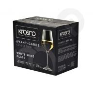 Kieliszki do wina białego Avant-Garde 6sztuk KROSNO