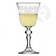 Kieliszki do wina białego Krista Deco 150ml 6sztuk KROSNO