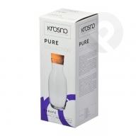 Karafka z korkiem naturalnym Pure 1000 ml KROSNO