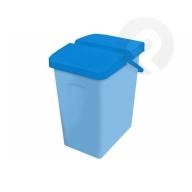 Pojemnik wielofunkcyjny na karmę lub proszek