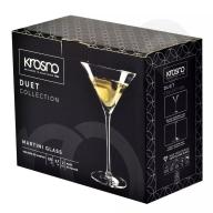 Kieliszki do martini Duet 2 sztuk KROSNO