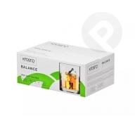 Szklanki do napojów Balance 220 ml 6 sztuk KROSNO