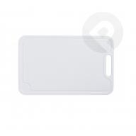 Deska kuchenna Basic duża biała