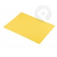 Mata do krojenia drobiu surowego - żółta