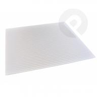 Ociekacz Flexi bąble biały 39x31 cm