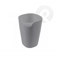 Kubek plastikowy Bailango 0,3l szary