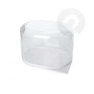 Pojemnik na cytrynę biały