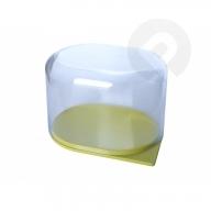 Pojemnik na cytrynę żółty