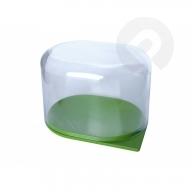Pojemnik na cytrynę zielony