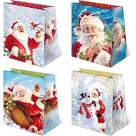 Torebka prezentowa świąteczna ''S29'' 40,5 x 56 x 25 cm