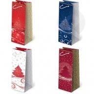 Torebka prezentowa świąteczna ''S34'' 36,9 x 12