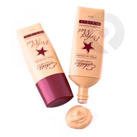 "Make-up puder w kremie ""Perfect Touch"""
